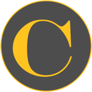 'C' Letter symbolising a Golf Course Listing