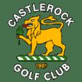 Yellow dragon logo of Castlerock Golf Club