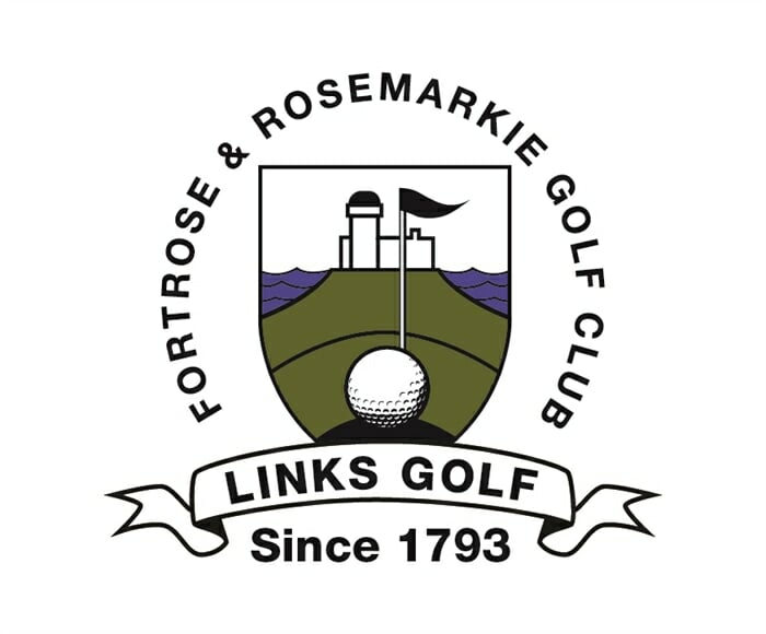 Fortrose and Rosemarkie Golf Club logo