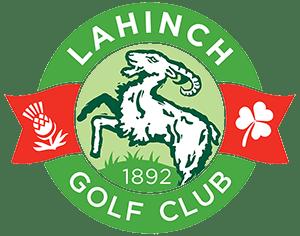 Green Lahinch Golf Club Logo