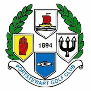 Portstewart golf club emblem