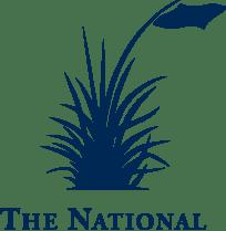 Blue National Golf Club emblem