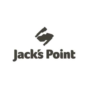 Black Jack's Point Emblem on white background