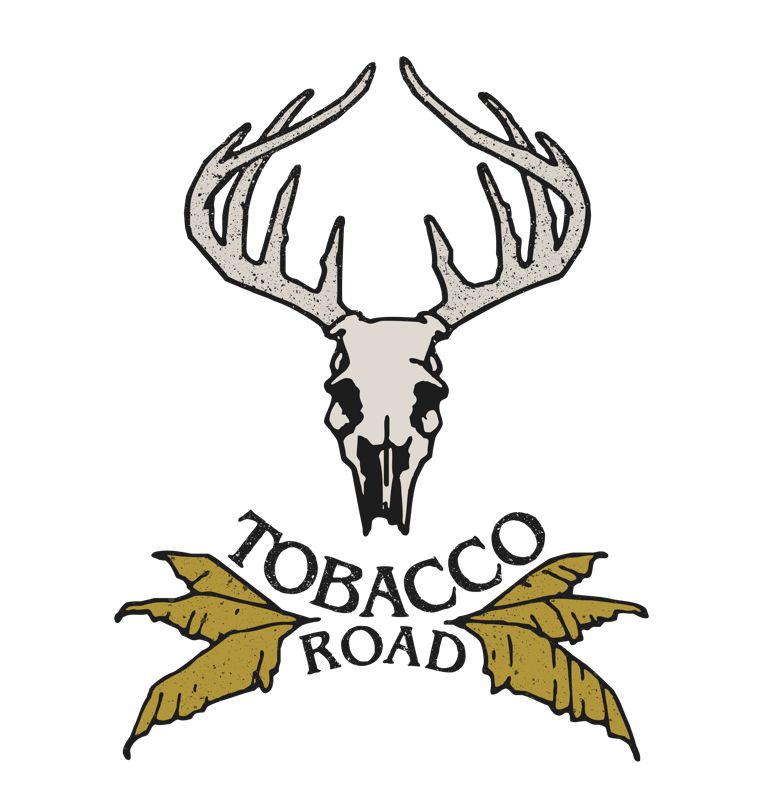 Tobacco Road golf course emblem