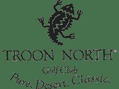 Troon North Golf Emblem