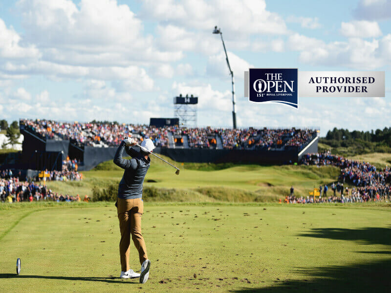 The 2023 Open Championship at Royal Liverpool