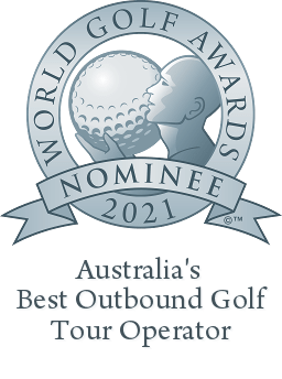 World Golf Awards 2021 Nominee
