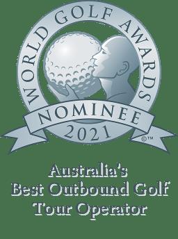 World Golf Awards 2021 Nominee