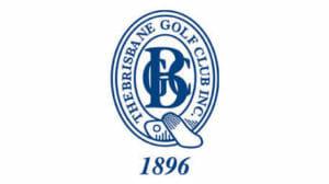 Brisbane Golf Club emblem
