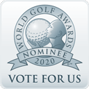 World Golf Award 2020 Shield