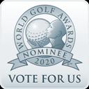 World Golf Award 2020 Shield
