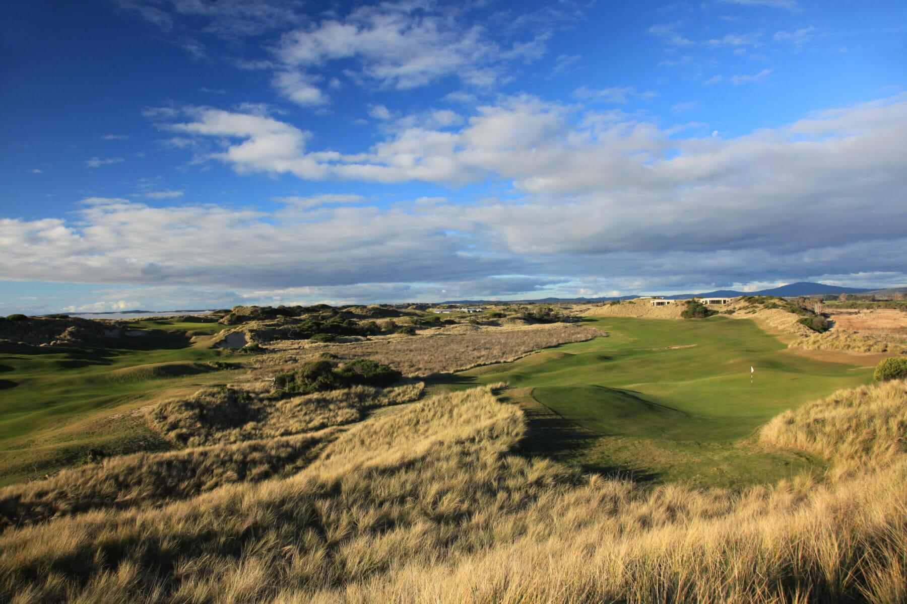 Barnbougle Dunes Golf Course
