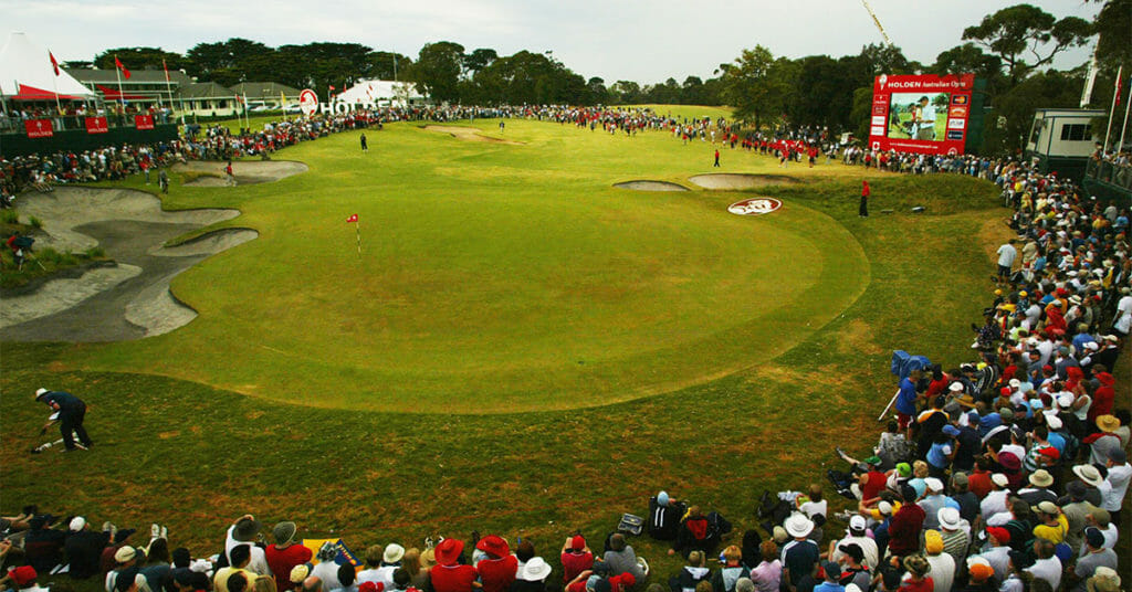 Australian Open Golf Tournament 2019