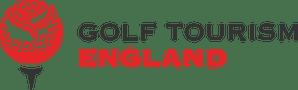 Tourism golf england logo