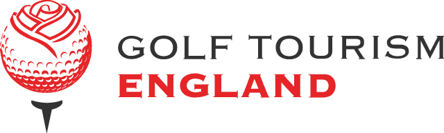 Tourism golf england logo