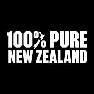 New Zealand tourism logo