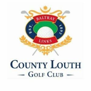 County Louth golf Club emblem