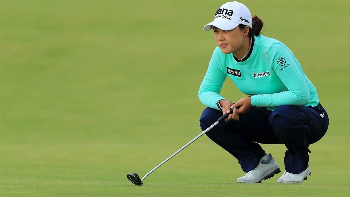 Minjee Lee Golfer