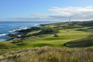 Cape Wickham Links in Tasmania