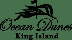 Black Ocean Dunes golf course logo