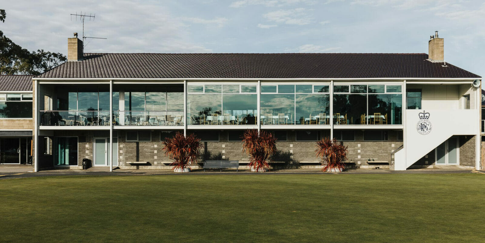 Royal Hobart Golf Clubhouse