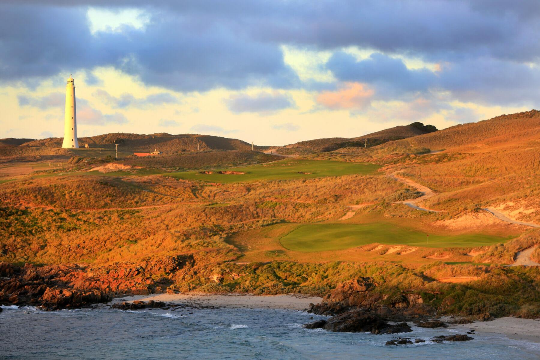 Cape Wickham Golf Course