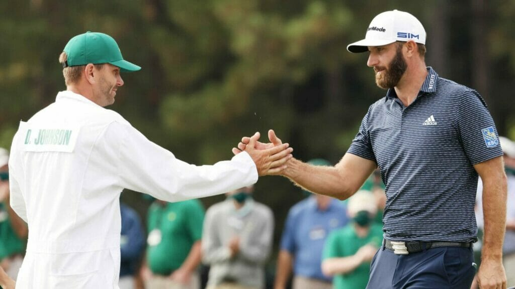 Dustin Johnson wins 2020 US Masters