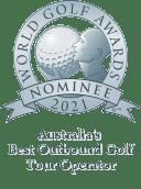 World Golf Awards 2021
