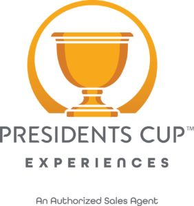 Authorised travel agent for 2022 Presidents Cup Tournament