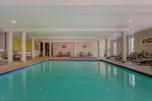 Observing Fancourt's Indoor Pool