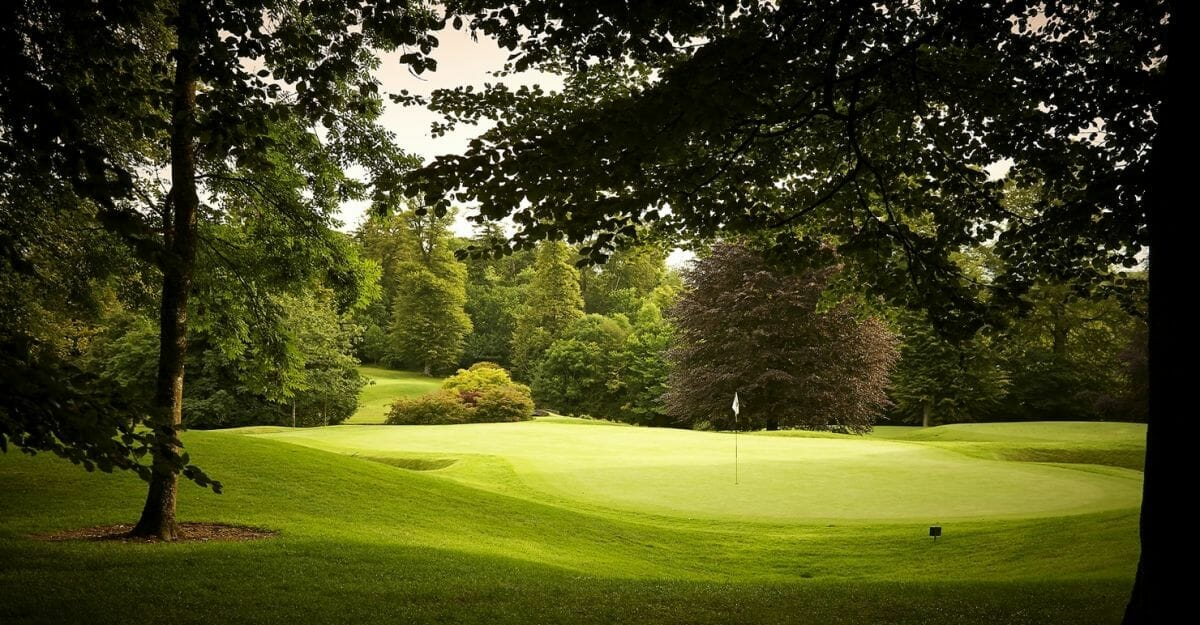 Mount Juliet Golf Course, County Kilkenny, Ireland