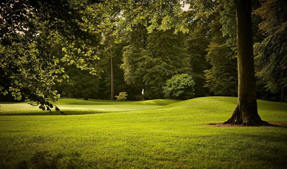 Mount Juliet has a fantastic parkland course, Mount Juliet Estate, Kilkenny, Ireland