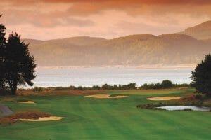 Image of the Salishan Golf Course