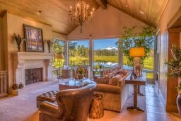Image depicting the inside of a holiday home at Black Butte Ranch, Oregon, USA