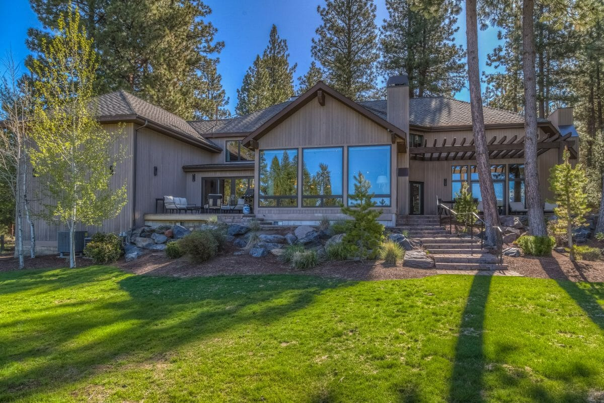 Image of the Glaze Meadow Rental Property 165 at Black Butte Ranch, Oregon, USA