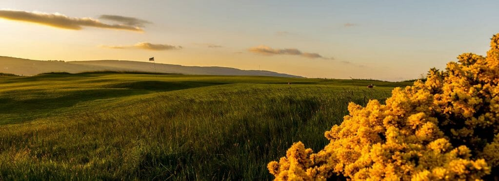 Image of the Fortrose and Rosemarkie golf Links, Inverness, Scotland