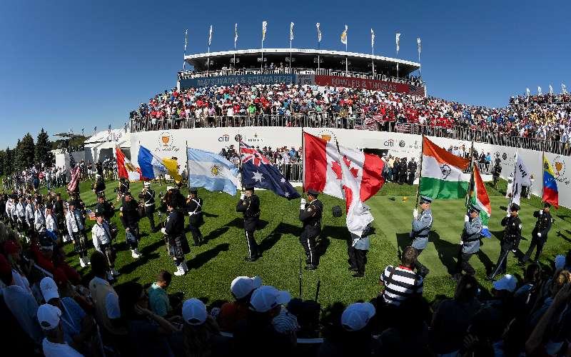 2019 Presidents Cup - 5