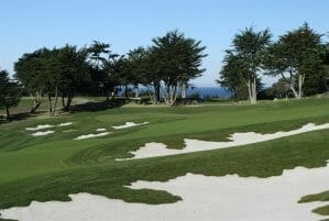 Large bunkers showcase innovative designs by General Edward Carnes
