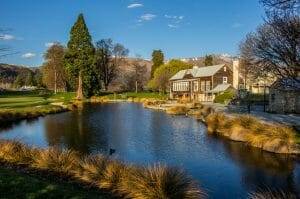 Image displaying the Millhouse Restaurant at Millbrook Resort New Zealand
