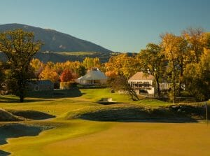 Image of the Millbrook Resort Golf Course in Autumn