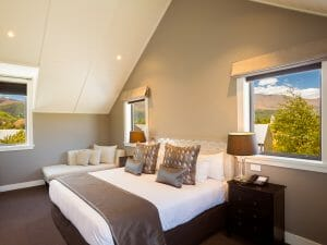 Image displaying a one-bedroom villa at the Millbrook Golf Resort, New Zealand